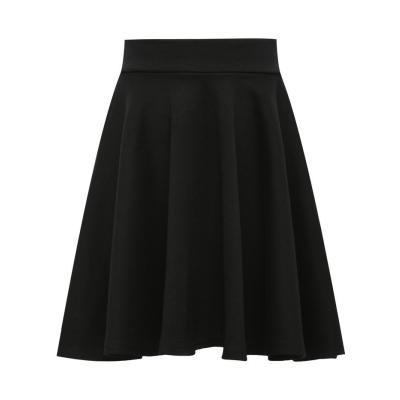 831456c839 M&Co Girls Black Ponte Girls Skater Skirt Black 56 Yr, $12 | M&Co ...