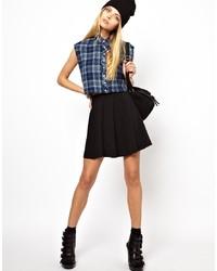 Noisy May Mini Skater Skirt