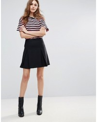 French Connection Whisper Ruth Skater Skirt