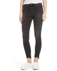AG Jeans Ag The Farrah High Waist Ankle Skinny Jeans
