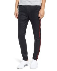 NXP Baseline Taped Skinny Fit Jeans