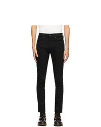 Levis Black 510 Skinny Fit Flex Jeans