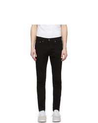 Levis Black 512 Slim Taper Jeans