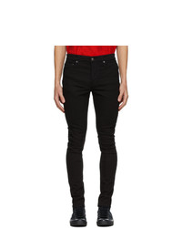Ksubi Black Chitch Laid Back Tang Jeans