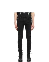 Diesel Black D Amny Y L32 Jeans