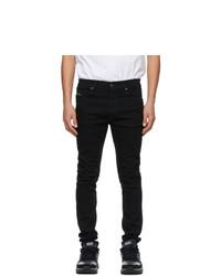 Diesel Black D Istort 069ef Jeans