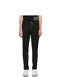 Rick Owens DRKSHDW Black Easy Nagakin Jogger Jeans