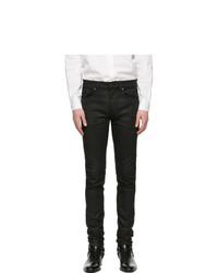 Saint Laurent Black Skinny Fit Jeans