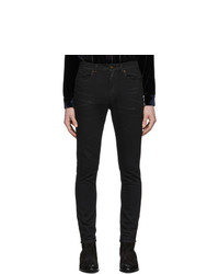 Saint Laurent Black Skinny Jeans