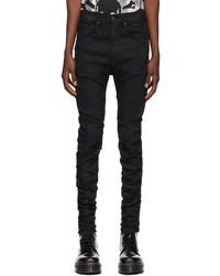 R13 Black Skywalker Jeans