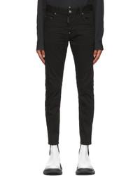 DSQUARED2 Black Super Twinky Jeans