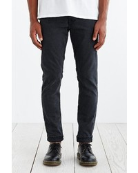 Dr. Denim Clark Black Wash Skinny Jean