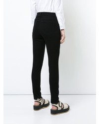 Brock Collection Classic High Waist Skinny Jeans