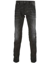 DSquared 2 Faded Skinny Jean