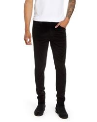 Monfrere Greyson Velve Skinny Fit Jeans