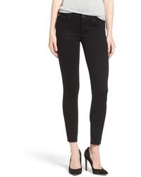 Hudson Jeans Krista Raw Hem Ankle Super Skinny Jeans