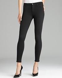 Hudson Jeans Krista Super Skinny In Black