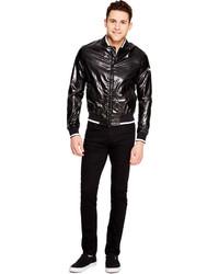 DKNY International  Jeans Hudson Skinny Black Rinse