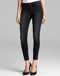 Joe's Jeans Beckie Skinny Ankle In Black