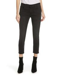 Frame Le Garcon Crop Boyfriend Jeans