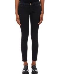 Frame Denim Le Skinny Tuxe Jeans Black