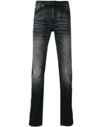 Saint Laurent Light Wash Skinny Jeans