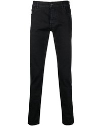 Marcelo Burlon County of Milan Low Rise Skinny Jeans