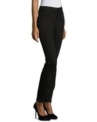 Burberry Low Rise Skinny Jeans