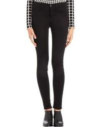 J Brand Maria High Rise Skinny Sateen Jeans