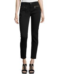 MICHAEL Michael Kors Michl Michl Kors Zip Pocket Skinny Jeans Black