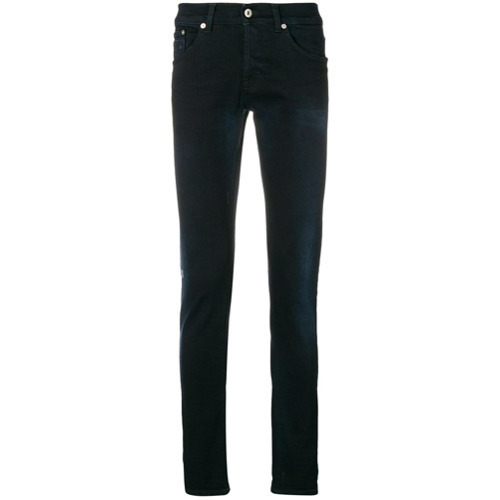 Dondup Ritchie Distressed Skinny Jeans