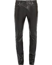Saint Laurent Skinny Leather Jeans