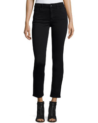 Helmut Lang Skinny Stretch Denim Jeans Black