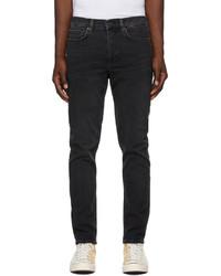 rag & bone Slim Fit 2 Loopback Jeans