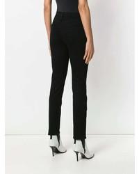 Frame Denim Slim Fit Cropped Jeans