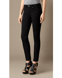 Burberry Slim Fit Regular Rise Power Stretch Jeans