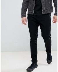 Esprit Stretch Skinny Fit Jeans In Black