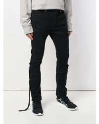 Unravel Project Stretch Skinny Jeans