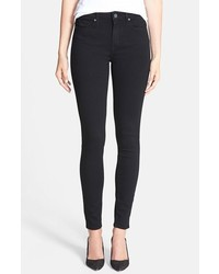 Paige Transcend Hoxton High Waist Ultra Skinny Stretch Jeans