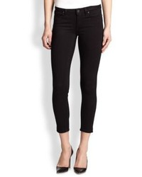 Paige Transcend Verdugo Cropped Skinny Jeans