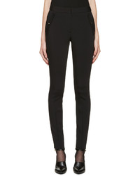 Esteban Cortazar Black Cady Trousers