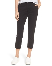 AG Caden Crop Twill Trousers