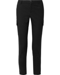 ATM Anthony Thomas Melillo Cotton Blend Slim Leg Pants