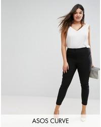 Asos Curve Curve High Waist Skinny Pant
