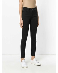 D-Exterior Dexterior Mid Rise Skinny Trousers