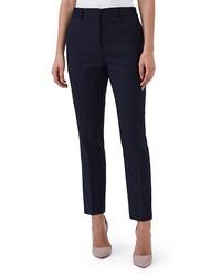 Reiss Harper Stretch Wool Blend Pants