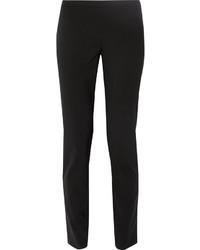 Theory High Rise Stretch Wool Skinny Pants