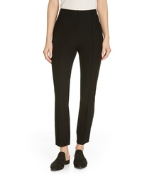 Eileen Fisher High Waist Slim Ankle Pants