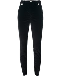 Isabel Marant Skinny Button Detail Trousers