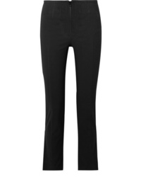 Isabel Marant Jumpery Stretch Cotton Blend Skinny Pants